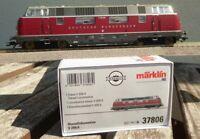 Märklin 37806 DB Diesellok V 200 052 der DB Epoche 3 neuwertig,MFX-Digital Sound