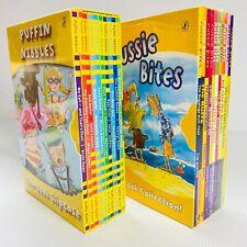 Aussie Nibbles & Bites 20 Books Sealed Learning Tim Winton Reading Slip Case