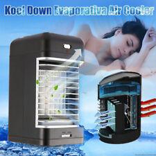 Neu Mobiles Verdampfend Air Cooler Klimagerät Klimaanlage Luftkühler Befeuchter