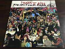Frank Zappa Tinseltown Rebellion 2 Vinyl LP