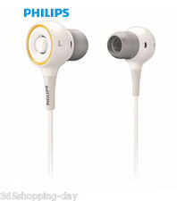 Philips SHE6000 In-Ear Surround Sound Headphones (White)