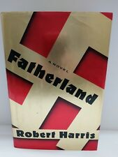 FATHERLAND By Robert Harris - Hardcover