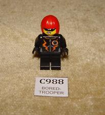 Lego Minifiguras: agentes: agt024 Dyna-Mite (2009) juego 8968 River Heist chica mala!