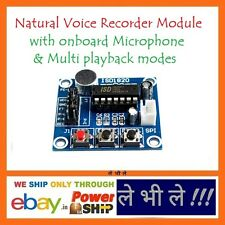 E94 Audio Voice Sound Recorder Recording Board Module with Mic 10 Second ISD1820