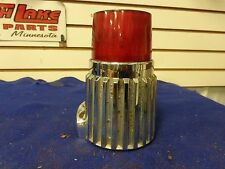 1961 PLYMOUTH TAIL LIGHT, USED, BEZEL AND LENS