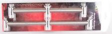 JRC 1222291 Chunky Buzz-Leiste mit 3 Stangen Edelstahl