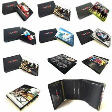 Premium Quality Unisex Retro Picture Leather Wallets Without Gift Box.