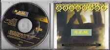 MAXI CD SINGLE 4 TITRES R.E.M. WHAT'S THE FREQUENCY, KENNETH ? 1992 EUROPE