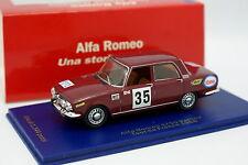 M4 1/43 - Alfa Romeo 1750 Tour de France 1968