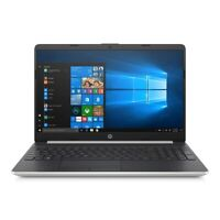 "HP 15-dw0037wm Notebook 15.6"" HD i3-8145U 2.1GHz 8GB RAM 1TB HDD Win 10 Home"