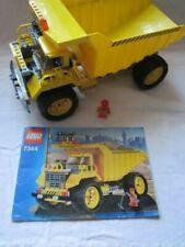 Lego City set 7344 Kipplaster Baustelle