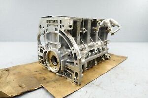2011-2016 BMW 528i XI F10 N20 Engine Motor Bare BLock 2.0L N20B20A Bottom End