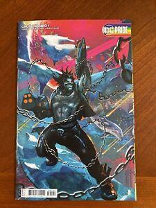 Crush and Lobo #1 DC Comics Christian Ward DC PRIDE 1:25 Variant