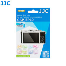 JJC 0.3mm Pro Optical Tempered Glass LCD Screen Protector for OLYMPUS PEN E-PL9