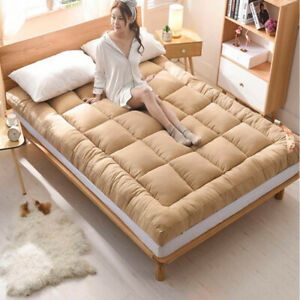 Bedroom Mattress Pad Tatami Rug Carpet Sleeping Carpet Bed Cushion Bedding Mats