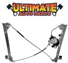 Front Power Window Regulator Drivers LH w/Motor for 02-06 Chevy Avalanche
