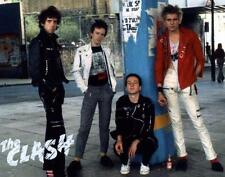 The Clash Rock Music Posters