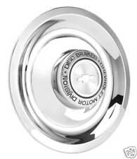 "GM Chevy Corvette Rally Wheel Disc Brake Flat Caps 15"""