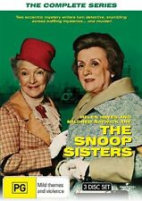 The Snoop Sisters - The Complete Series - Helen Hayes DVD NEW
