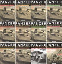 Die Panzer Sammlung-Begleitheft-Militärgeschichte-History-De Agostini-Nr.1-60