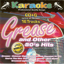 Karaoke Bay - Grease And Other 50's Hits (CD, 2001, Sterling)