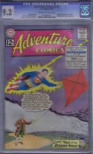 Adventure Comics #296 DC 1962 CGC 9.2