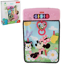 Disney Baby Minnie Mouse Playard Musical Activity Play Wall
