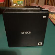 Epson Tm M30 Thermal Receipt Printer Only Black