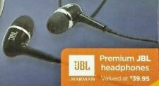 NEW Harman Premium JBL Earbud Headphones for Roku Ultra MSRP $39.99