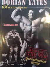 Dorian Yates DvD Special Edition 15 Years Blood & Guts Bodybuilding Bodybuilder