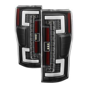 Spyder Auto 5085610 LED Tail Lights Fits 17-18 F-250 Super Duty