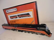 """Williams""""O""""Brass 3r- SOUTHERN PACIFIC""""DAYLIGHT""""4-8-4 GS-4 """"4449"""" mint/boxd c2010"""