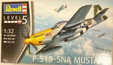 Revell Germany 1/32 P-51D-NA Mustang Early Version Model kit