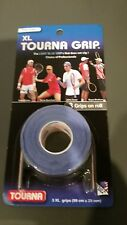 Tourna Grip XL 3 Pack - tennis squash badminton overgrip