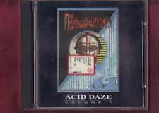 HAWKWIND - ACID DAZE VOLUME 1 CD  APERTO NON SIGILLATO