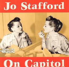 JO STAFFORD – ON CAPITOL (1995 US JAZZ CD COMPILATION)