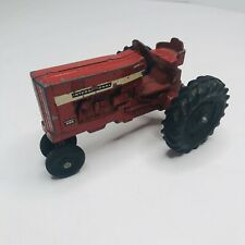 Vintage Pressed Steel Ertl Die Cast 656 International Farmall Tractor (Top)