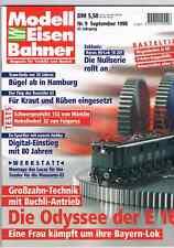 Modell-Eisenbahner, Heft 9/1998