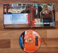 """FATBOY SLIM """"YOU'VE COMA A LONG WAY, BABY"""" CD ALBUM - NORMAN COOK SKINT RECORDS"""
