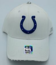 NFL Indianapolis Colts Adult Structured Adjustable Cap NEW SEE DESCRIPTION
