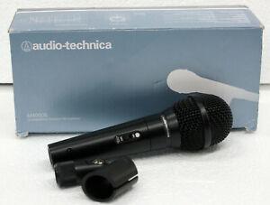 Audio-Technica M4000S Handheld Unidirectional Dynamic Microphone