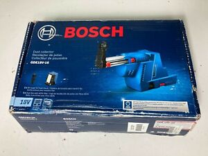 Bosch GDE18V-16 SDS-PLUS Dust Collector New