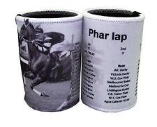 Melbourne Cup - Phar Lap Stubby holders x 2