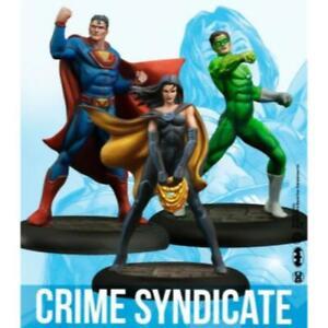 Batman Miniature Game 2Ed - Crime Syndicate