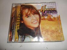 CD Hannah Montana: the Movie di various e Hannah Montana