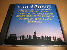 THE CROSSING soundtrack CD david bowie TIN MACHINE crowded house STEPHEN CUMMING