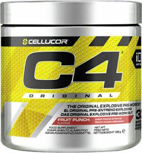 Cellucor C4 30 Servings Pre-Workout