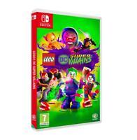 LEGO DC Super Villains Nintendo Switch Game - NEW & SEALED 7 Plus Kids