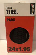 Charge Bikes Folding Tire Park 24 X 1.95