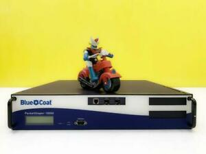 Blue Coat Packetshaper Packeteer 10000 with 1GB Shapping